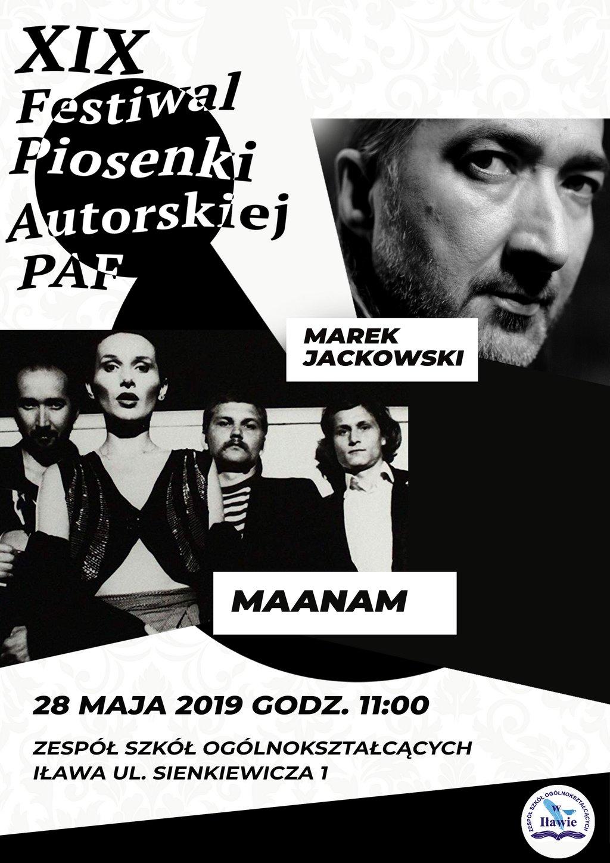 ab7cd92911 Znasz piosenki Marka Jackowskiego  Zespołu Maanam  Posiadasz talent  muzyczny  Zgłoś swój udział w najbardziej prestiżowym festiwalu w regionie.